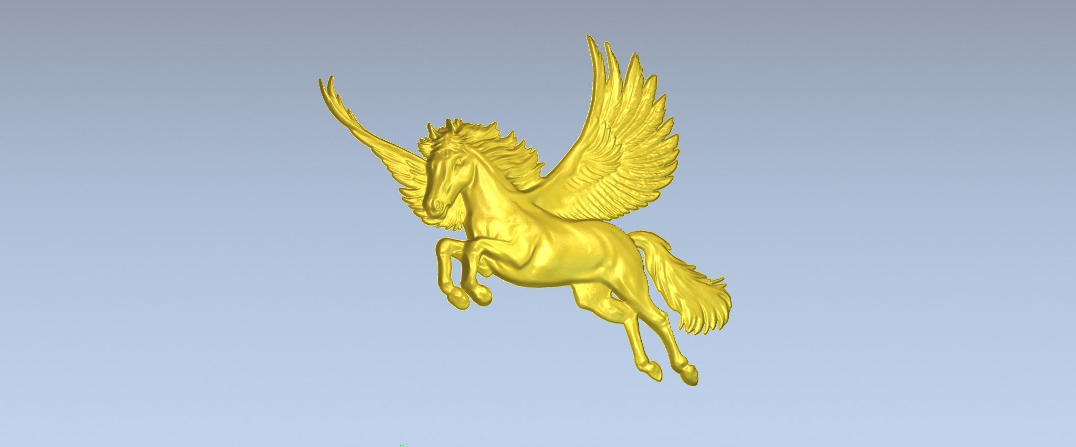 1.jpg Download free STL file 3D STL FILE PEGASUS • 3D printing model, ALPHA_MENA