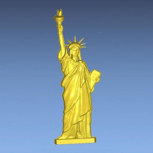 1.jpg Download free STL file LIBRETY STATUE 3D STL FILE • 3D printing design, ALPHA_MENA