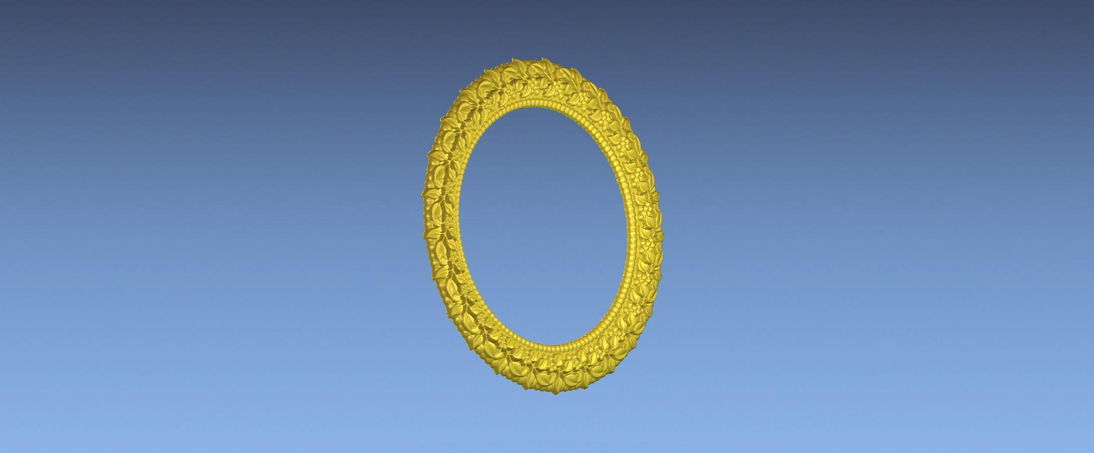 2.jpg Download free STL file ROUND BORDER 3D STL FILE • 3D printer object, ALPHA_MENA