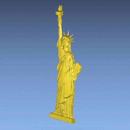 3.jpg Download free STL file LIBRETY STATUE 3D STL FILE • 3D printing design, ALPHA_MENA