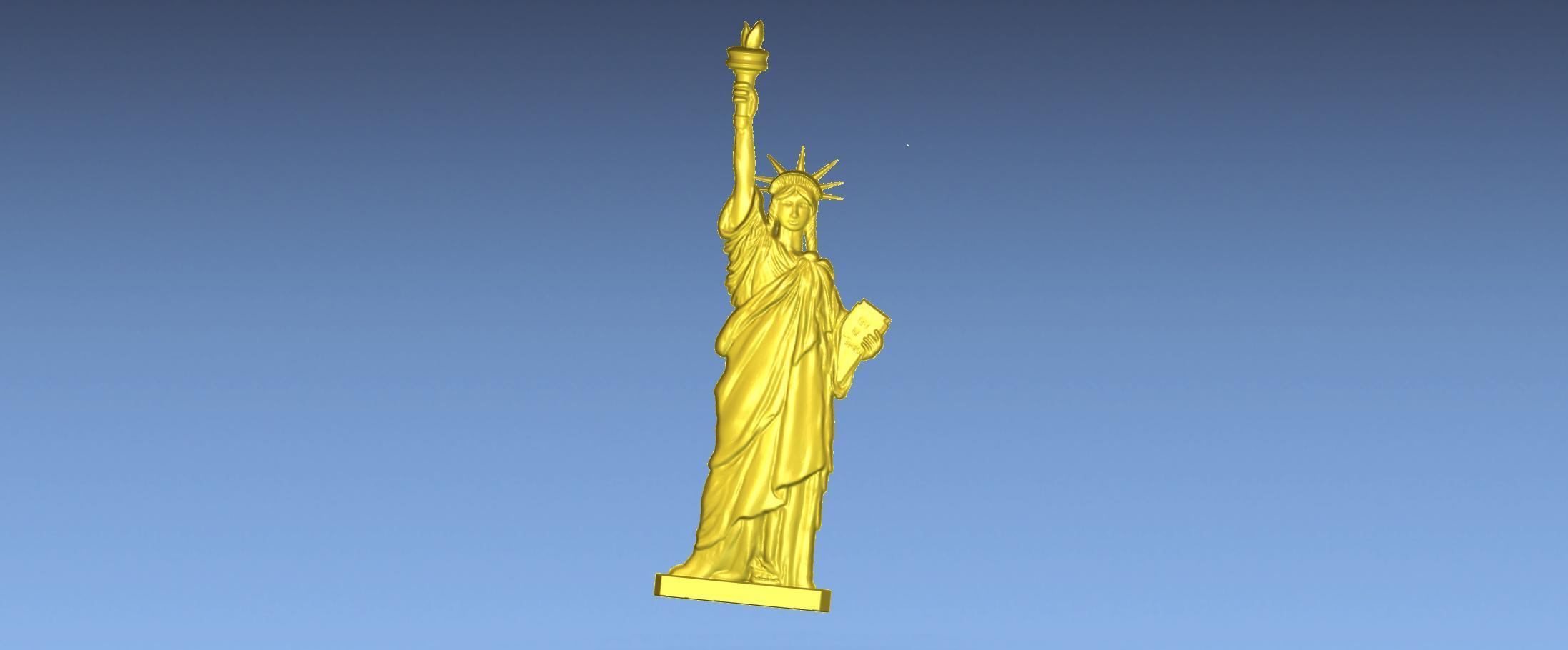 6.jpg Download free STL file LIBRETY STATUE 3D STL FILE • 3D printing design, ALPHA_MENA