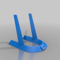 Base_avec_logo_Oculus.png Download free STL file Stand for OCULUS QUEST 2 with logo • Design to 3D print, befax