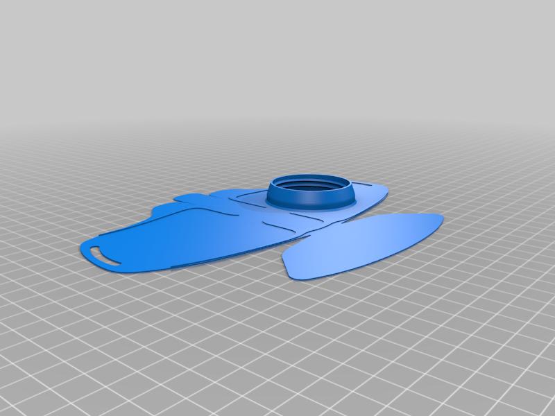 mascarilla_mark_2.png Download free STL file Mask 3D NanoHack Improved (MassProductionVersion) • 3D printing model, Tonystark112