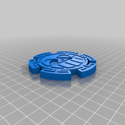 Trafalgar_Law_Support.png Download free STL file Funko Pop! Base - Trafalgaw Law • 3D printable design, Ndreu