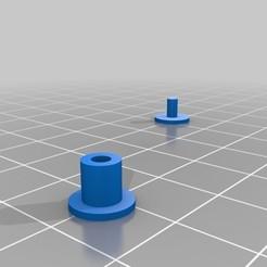 Download free 3D model Little Binding Barrels with Cap, JeanSeb