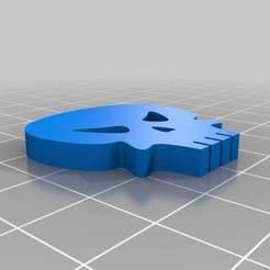 Descargar archivos 3D gratis Cráneo decorativo, JeanSeb
