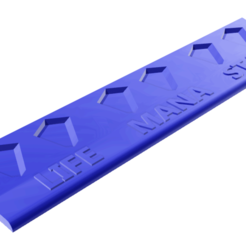 Sans_titre.png Download free STL file D10 Life Mana Stamina Dice tray. • Template to 3D print, JeanSeb