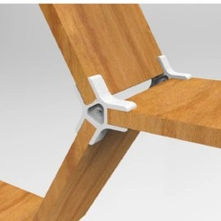 Download 3D printing files JOINTS TO MAKE DIY FURNITURE, martcaset