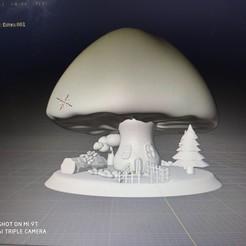 IMG_20201116_230001[1].jpg Download free STL file HOME MUSHROOM • 3D printable model, walky3189