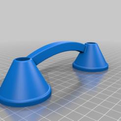 Download free STL file Taranis QX7s Stick Protectors • Model to 3D print, SimJen