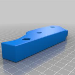 Impresiones 3D gratis Soporte 2 posiciones de yegua lechera mod. fori M12X1.75, Radler