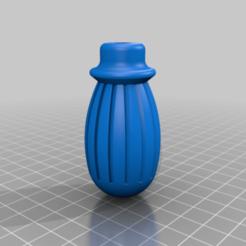 Descargar modelo 3D gratis Destornillador de mango corto HEX insertado, Radler