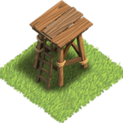Télécharger fichier STL gratuit tour d'archer clash of clan • Plan pour impression 3D, LEGENDS
