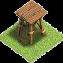 Tour_d'archers_niv1.png Download free STL file archery clash of clan • 3D printer object, LEGENDS