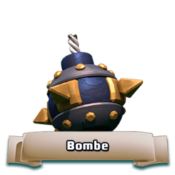 Download free STL file bomb niv'3 clash of clan • 3D printing object, LEGENDS