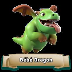 Descargar archivos 3D gratis bebé dragón choque de clanes, LEGENDS