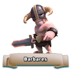 Download free 3D printer designs barbarian elite clash of clan, LEGENDS
