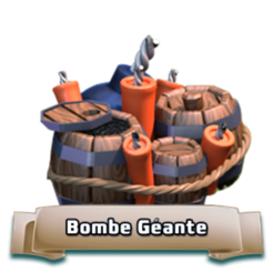 Download free 3D printer model giant bomb clash of clans, LEGENDS