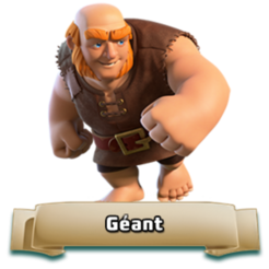 Download free 3D printer model giant clash of clans, LEGENDS