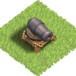 Canon_niv3.png Download free STL file canon clash of clan • 3D printable template, LEGENDS