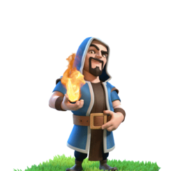 Télécharger fichier OBJ gratuit sorcier clash of clan • Design pour imprimante 3D, LEGENDS