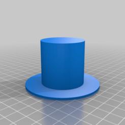 Hat.png Télécharger fichier STL gratuit Bonhomme de neige • Design imprimable en 3D, Misterxp