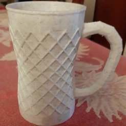 Impresiones 3D gratis Taza de cerveza, Misterxp