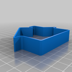 House_2_v7.png Download free STL file Cookie cutter house • 3D printing object, Misterxp