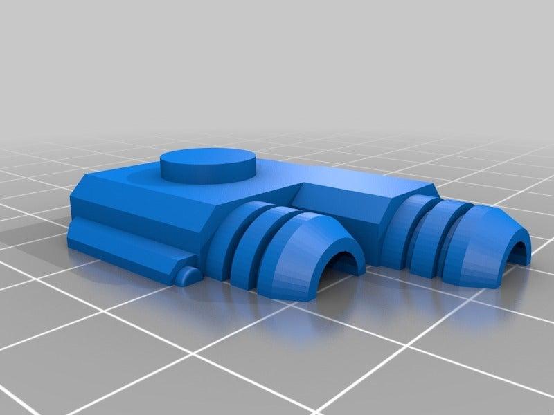 e798eee269dbf4784ff23bcfedbdb2bc.png Download free STL file Interstellar Army - Quad Mortar and Quad Cannon • 3D printing model, Cikkirock