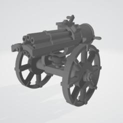 Example1.png Download free STL file Valtz Gun 2 • 3D printer model, Cikkirock