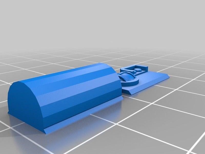 076d929073207ebf9f1068b20a94b169.png Download free STL file Interstellar Army - Quad Mortar and Quad Cannon • 3D printing model, Cikkirock