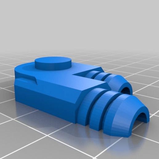 3bd1b64bad5e35914e7638fb300706fd.png Download free STL file Interstellar Army - Quad Mortar and Quad Cannon • 3D printing model, Cikkirock