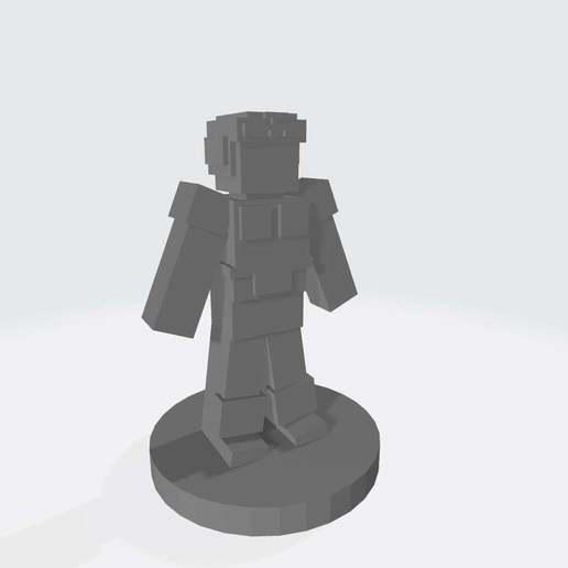 Download free 3D model Guardsman Tim, Cikkirock