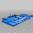 Download free 3D print files 28mm Carriage V2, Cikkirock