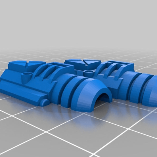 7cdc6cdb33219f973859c7526ae8d24c.png Download free STL file Interstellar Army - Quad Mortar and Quad Cannon • 3D printing model, Cikkirock