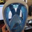 Télécharger fichier impression 3D gratuit Filtre COVID 19 pour masque respiratoire de natation, tomekdojlida