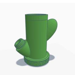 Capture d'écran 2020-08-06 à 00.11.56.png Download free STL file Bang Cactus • Object to 3D print, vincenthainoz
