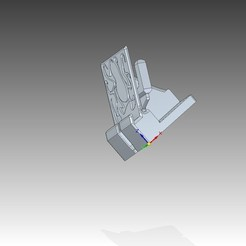 Download free STL file mobile support • 3D printer model, 2165kik