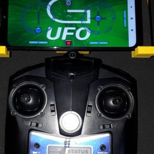 Download STL DRONE SUPPORT, eltronco2020