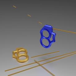 Lance Spaghetti.png Download free STL file Spaghetti Lance • 3D printing template, Xdorf