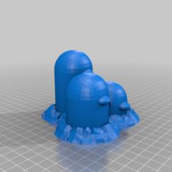 Télécharger fichier imprimante 3D gratuit #051 DUGTRIO (POKEMON), Ci_Francy