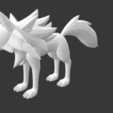 Download free 3D printer model #745 Lycanroc Forma Crepuscolo (Pokemon), Ci_Francy