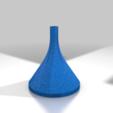 Download free STL file Funnel • 3D printer object, Tezuka_3D