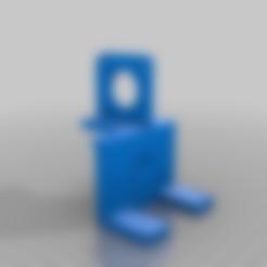 Télécharger STL gratuit Ender 3 Extrusion directe avec BMG et guide linéaire, nitoguz