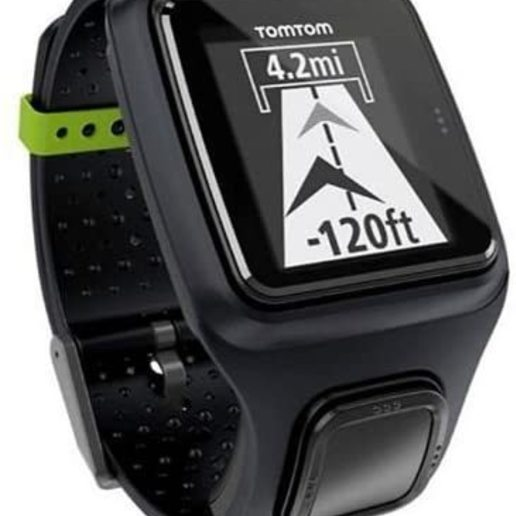 Download free 3D printing files TomTom Watch Control , expert3d