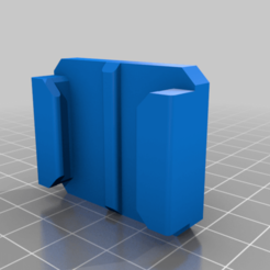 Download free STL file GoPro Snap Mount • Model to 3D print, bbleimhofer