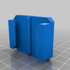 gopro_snap_mount.png Download free STL file GoPro Snap Mount • Model to 3D print, bbleimhofer