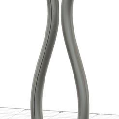 soporte auriculares mesa.jpg Télécharger fichier STL Support pour casque d'écoute de table • Objet pour imprimante 3D, asier_marques