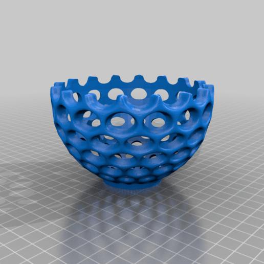 VASEA.png Télécharger fichier STL gratuit Porte-bougie à réchaud • Plan pour impression 3D, samlyn696