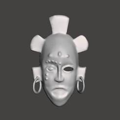 mask1.jpg Download STL file Resident Evil Mask Almost Free Halloween  • 3D print object, samlyn696
